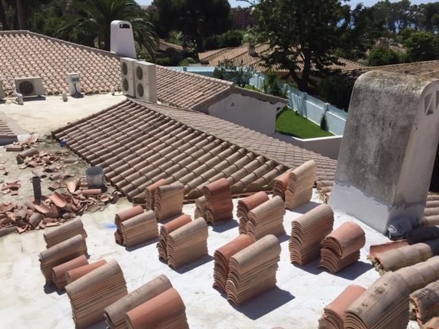 Dachsanierung Marbella und Costa del Sol - Goestl Wolfgang