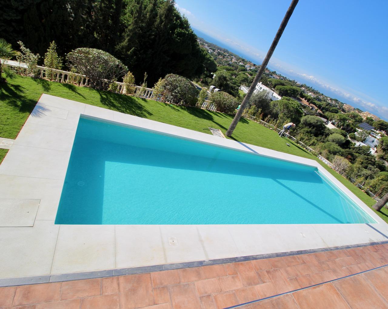 Poolbau Marbella und Costa del Sol - Goestl Wolfgang